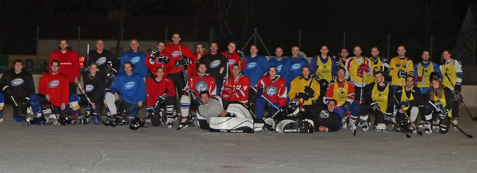 Hockey Players Austria – EC Yetis 8:5